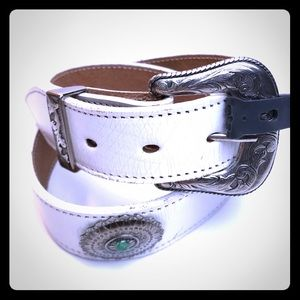 Accessories - Concha belt stagecoach ready